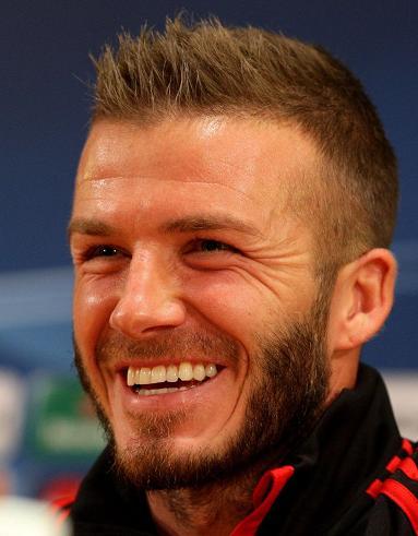 Beckham Hair Transplant Image