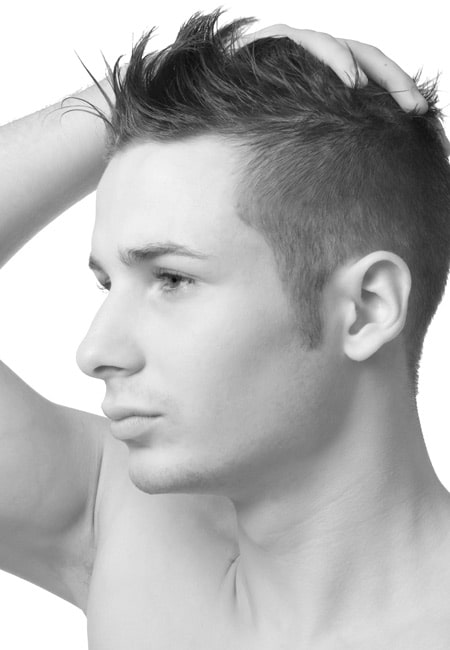 Follow our hair care tips for men!