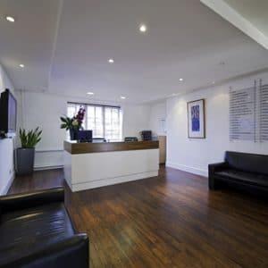 Hair transplant consultation in London