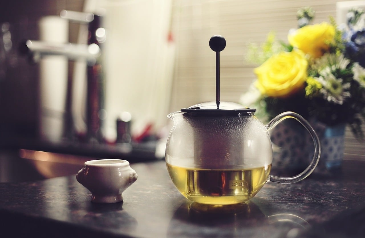 Green tea as one of the best natural DHT blockers