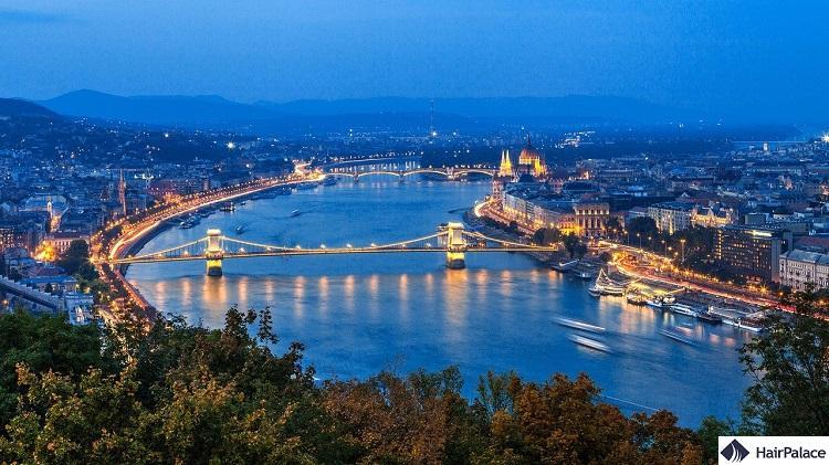 hair restoration abroad Budapest, Hungary