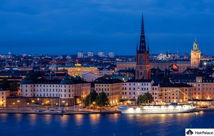 hair restoration abroad sweden